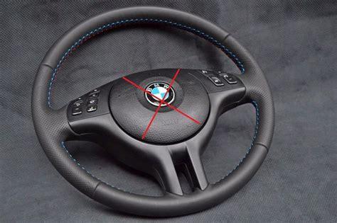 Sport Steering Wheel Bmw E46 E39 X5 E53 M3 M5 /// M