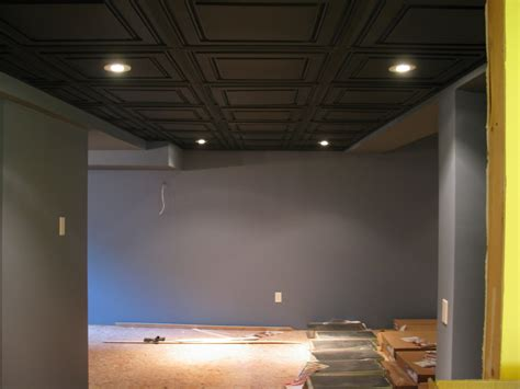 decorations unfinished basement ideas on plus basement ceiling black ceiling