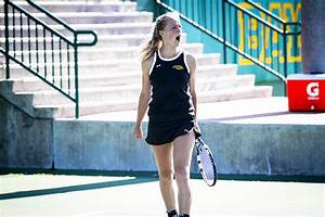 Women's tennis prepares for conference road matches | The ...
