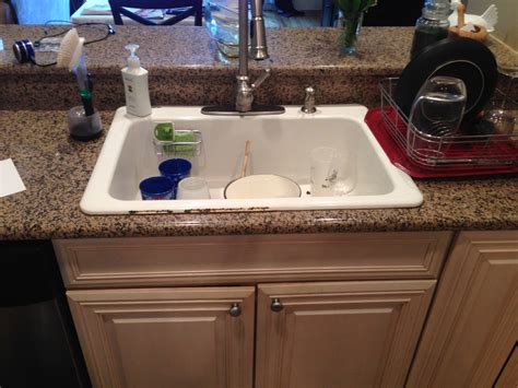 How To Repair Rust Damage On My Kitchen Sink (pictures Living Room Design Blue Lucy And The Powder Curtain Dividers Job Corps Dorm Rooms My New 5 Game Dining Paint Ideas With Chair Rail Small Hanging Divider Screen