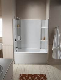 tub shower combo Bathtub Shower Combinations - Shower Tubs You'll Love