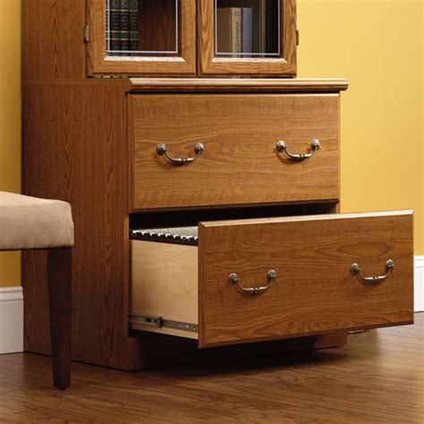 orchard lateral file cabinet in carolina oak