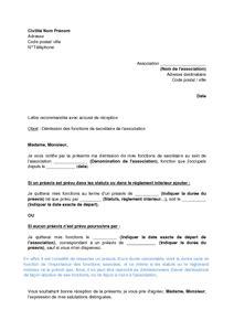 modele lettre motivation secretaire administrative
