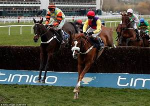 Native River wins Cheltenham Gold Cup after battle with ...