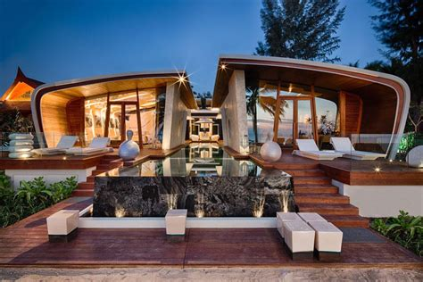Beach House : Het Luxe Iniala Beach House In Thailand Is Ongekend Mooi