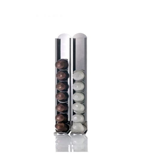 set de 2 distributeurs adh 233 sifs pour capsules nespresso et dolce gusto wadiga