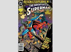 Adventures of Superman #503 Line of Fire! Issue