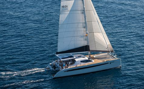 Catamaran Around The World Race by International Multihull Show Boat Show Multihulls
