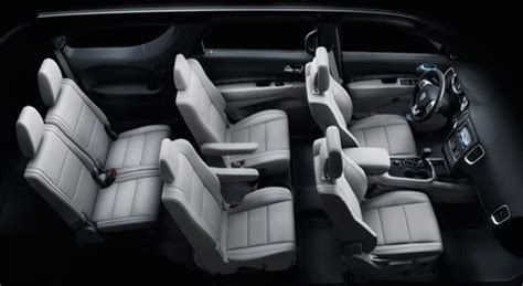 list of 3rd row suvs with 2nd row captains chairs cars chairs and of