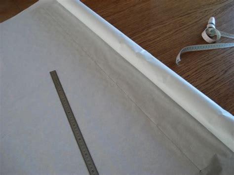 comment coudre une nappe ovale