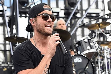 Country Stardom Wasn't Brett Young's First Career Choice