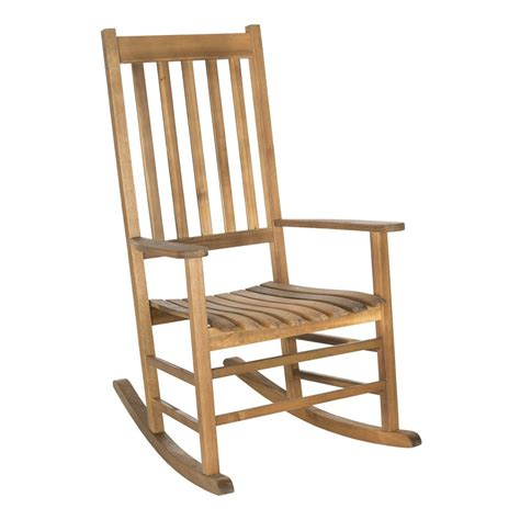 safavieh pat7002 shasta rocking chair lowe s canada