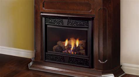 Gas Fireplace Ventless