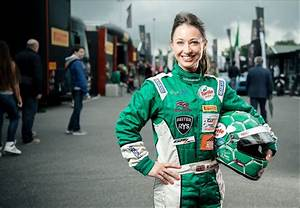 Rebecca Jackson Succeeds With Project Le Mans - DriveWrite ...