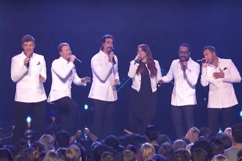 Meghan Trainor Joins Backstreet Boys For