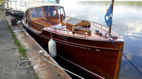 Motorboot Ostseetauglich by Bootsmarkt Restaurierung Verkauf Und Refit Klassischer
