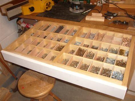 tiroir rangement visserie