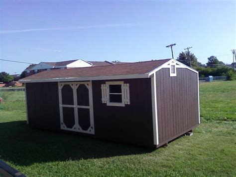 oklahoma city ok portable buildings and backyard storage sheds