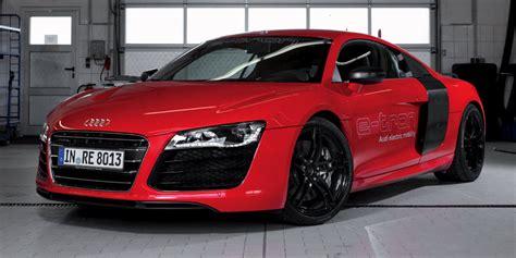 audi planning range of high performance electric vehicles bureau of speed