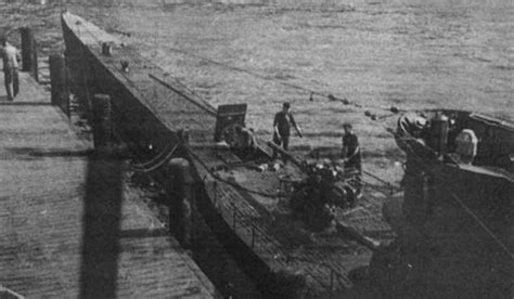 German U Boats Off Coast Florida by A German U Boat From Wwii Has Been Found Off The Coast Of