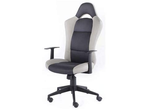 chaise de bureau racer le monde de l 233 a