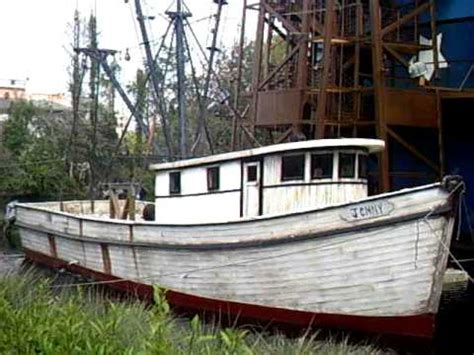 Shrimp Boat Jenny by Jenny Boat From The Forrest Gump Motion Picture