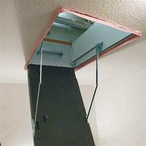 Treppe Zum Dachboden Einbauen : bodentreppe so gelingt der einbau luftdicht energie fachberater ~ Markanthonyermac.com Haus und Dekorationen