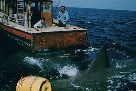 Jaws Fishing Boat Scene by Film Fondue New Star Wars Posters Jaws Reboot And Iron