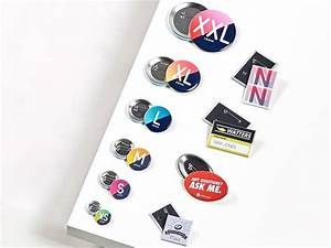 Oval badges - Oval pins | Camaloon