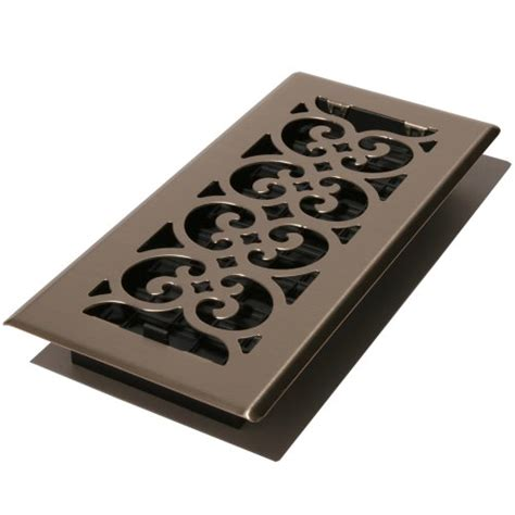 wood and metal floor registers and grilles for hardwood floors the flooring