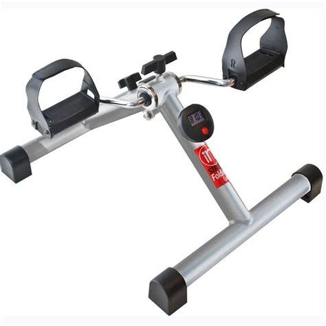 Pedal Exerciser Desk by Stamina Instride Folding Pedal Exerciser