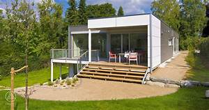 Fertighaus Bungalow Holz : fertighaus holz mit einliegerwohnung ~ Markanthonyermac.com Haus und Dekorationen