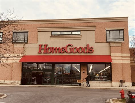 Home Goods : Homegoods Makes Move Towards Champaign Location