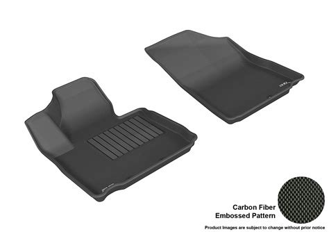 maxpider 3d rubber molded floor mat for kia sorento 14 15