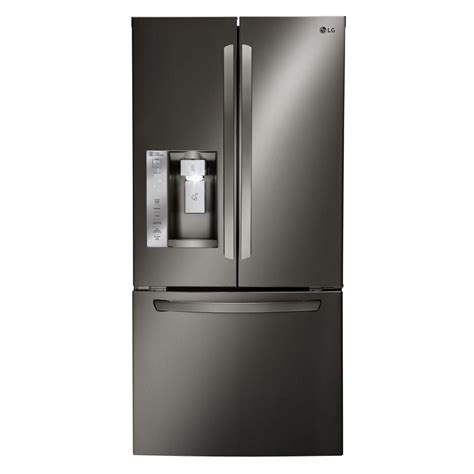 LG Electronics 33 in W 242 cu ft French Door