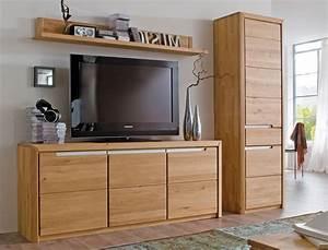 Anrichte Eiche Massiv : sideboard eiche massiv bianco 180x72x41 cm anrichte kommode schrank pisa 12 ebay ~ Markanthonyermac.com Haus und Dekorationen