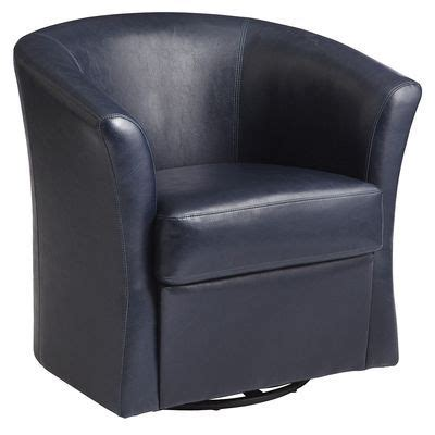 isaac swivel chair navy this is at pier 1 also pretty