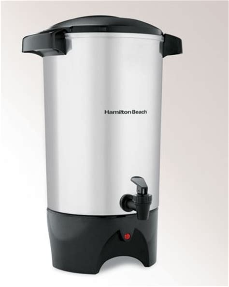 Hamilton Beach 42 Cup Coffee Urn  C40515   Walmart.ca