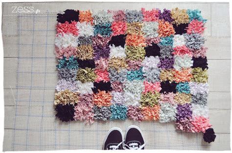diy comment faire un tapis soi m 234 me le meilleur du diy