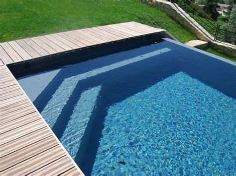 l escalier sur mesure par l esprit piscine escalier d