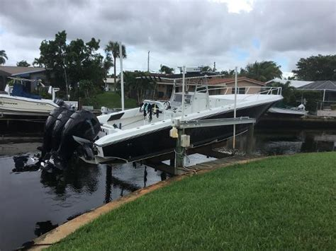 Fountain Boats Dealers In Florida by Fountain Boats For Sale In Pompano Beach Florida