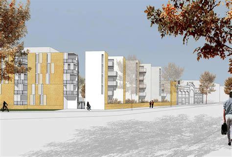 logements rue du tapis vert nancy emmanuelle et laurent beaudouin architectes