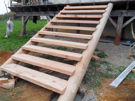 1000 id 233 es sur le th 232 me escalier exterieur bois sur escalier ext 233 rieur terrasse