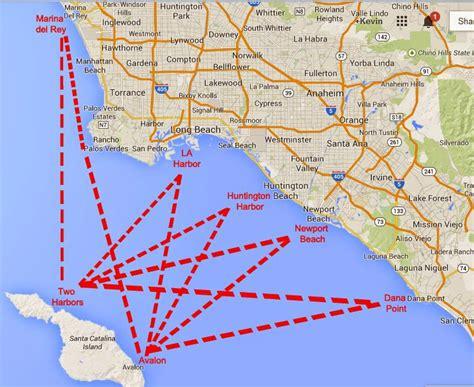Catalina Island Boat Fare by Captain Curran S Sailing Blog Sailing To Catalina Island