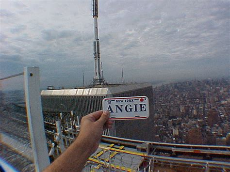 wtc observation deck view of the tower from the obse flickr