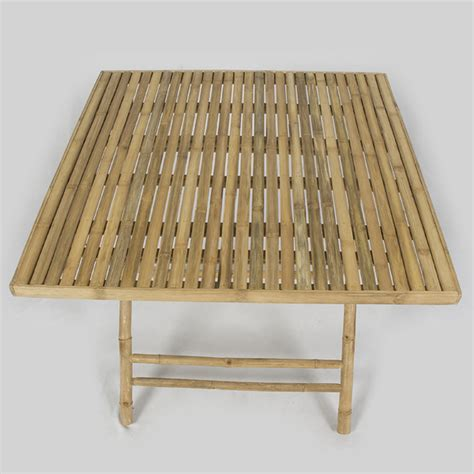 Customer Reviews For Greenfingers Bamboo Folding Table