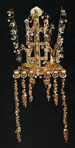Royal crown from the burial ground of Silla: an ancient ...