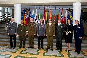 Baltic Defence College - Visit by Commander Allied Joint ...