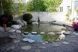 Gestaltung Kleiner Steingarten : japanischer garten mit bonsai bei z rich in der schweiz ~ Markanthonyermac.com Haus und Dekorationen
