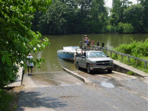 Round Pond Boat Launch by Boat Rs Baltimore County